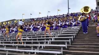 """Alcorn State Sounds of Dyn-O-mite """"It's Real"""""""