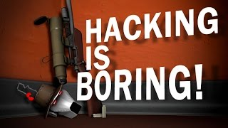 getlinkyoutube.com-ArraySeven: Hacking Is Boring!