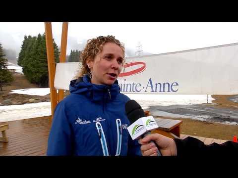 Bilan de saison positif pour le Mont-Sainte-Anne