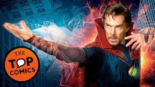 10 cosas que no sabías de Doctor Strange