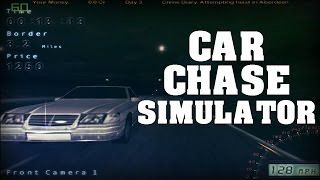 getlinkyoutube.com-CAR CHASE SIMULATOR | Speed Thief PC | Gameplay/Commentary