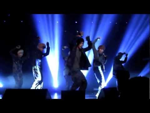 B.A.P - What the Hell mirror dance (fancam)