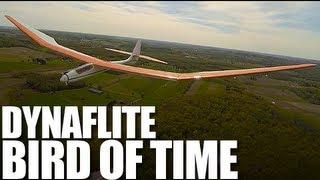 getlinkyoutube.com-Flite Test - Dynaflite Bird of Time - REVIEW