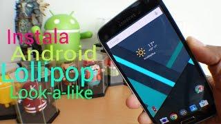 getlinkyoutube.com-Como instalar Android 5.0 Lollipop en cualquier equipo: LOOK-A-LIKE