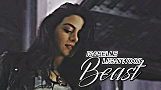 getlinkyoutube.com-● Isabelle Lightwood l Beast [2x02]