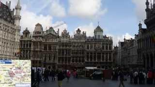getlinkyoutube.com-ベルギー ブリュッセル半日観光(ショートムービー)