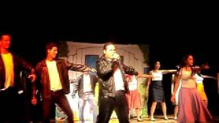 getlinkyoutube.com-Etec Sapopemba 2ºA: Grease - Greased Lightning