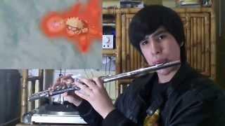 Naruto The Raising Fighting Spirit cover flauta