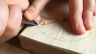 getlinkyoutube.com-Резьба по дереву. Урок 3 (геометрическая)