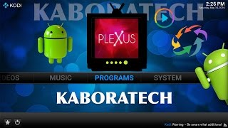 getlinkyoutube.com-Plexus Acestream Kodi