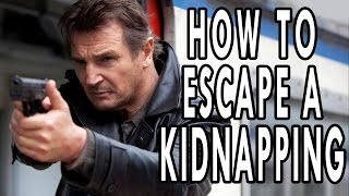 How To Escape A Kidnapping - EPIC HOW TO width=