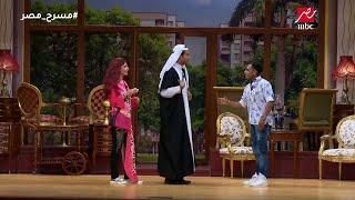 مسرح مصر   على ربيع أنا فهد العتيبى شوف الكوميديا في مسرح مصر