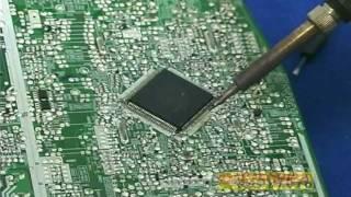 getlinkyoutube.com-Retirando componentes de montaje superficial (SMD) en tarjetas de circuito impreso