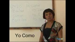 Learn Spanish Fast - Lesson 2 - Conjugation