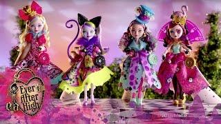 getlinkyoutube.com-Way Too Wonderland Dolls TV Commercial: Ever After High