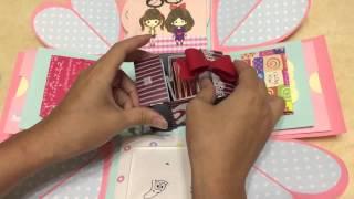閨蜜👭生日禮物盒🎁+14個機關