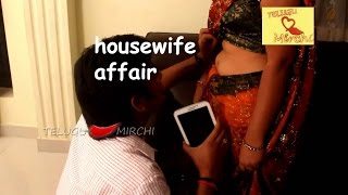 Indian hot innocent housewife affair and romance with neighbor young boy.....
