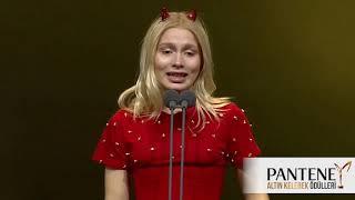 Pantene Altın Kelebek En İyi Pop Müzik Kadın Ödülü – Aleyna Tilki