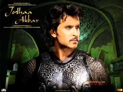 Jashn-e-Bahaara Jodha Akbar Karaoke with Lyrics *HQ*