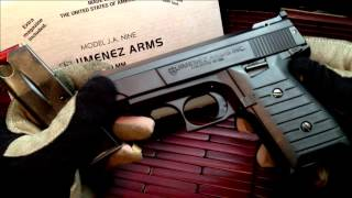 getlinkyoutube.com-Jimenez Arms   model J.A. nine