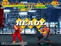 Team Capcom/SNK Vs Team SF3/Mortal Kombat Match Two