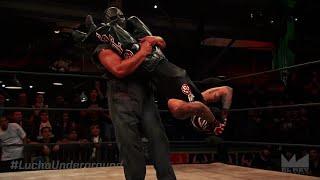 getlinkyoutube.com-Lucha Underground 3/23/16: AZTEC WARFARE 2
