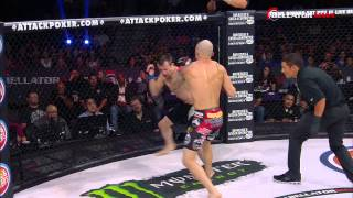getlinkyoutube.com-Bellator MMA Top Moments of 2014: Biggest Knockouts