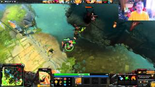 getlinkyoutube.com-VJLink Pudge 13 поражений Нервы #2