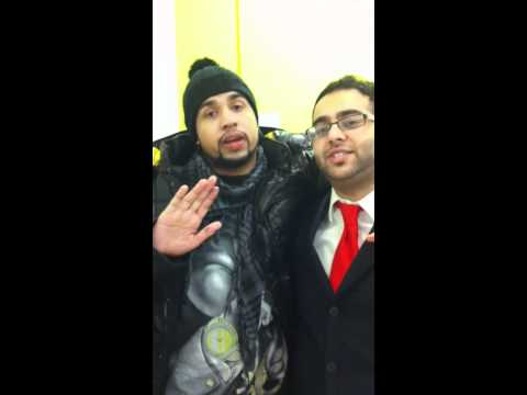 Diary of a Badman Live (Humza Arshad) and Omar Hussain