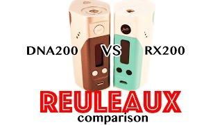 getlinkyoutube.com-Reuleaux DNA200 VS RX200