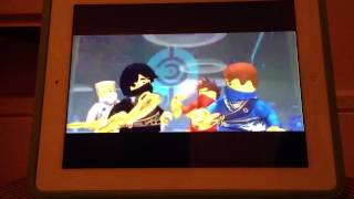 LEGO Ninjago REBOOTED Trailer