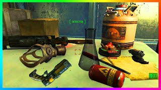 getlinkyoutube.com-Fallout 4  - How To Steal Gear/Loot WITHOUT Getting Caught Or Detected! (Fallout 4)