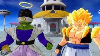 getlinkyoutube.com-Dragon Ball Z Budokai Tenkaichi 2 - Story Mode -  | Fusion Reborn | (Part 43) 【HD】