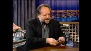 getlinkyoutube.com-Ricky Jay - Late Night with Conan O'Brien (September 25, 2002)