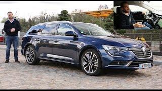 getlinkyoutube.com-2016 Renault Talisman Estate [ESSAI VIDEO] : habitacle, conduite, notre avis