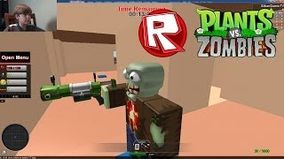 getlinkyoutube.com-ROBLOX | Plants vs Zombies Battlegrounds