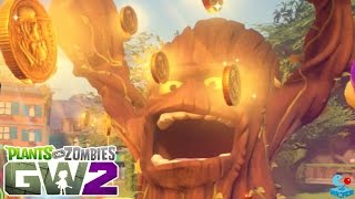 getlinkyoutube.com-Plants vs. Zombies Garden Warfare 2 - Endless All Plant Bosses Wave Challenge! (PVZGW2 XboxOne)