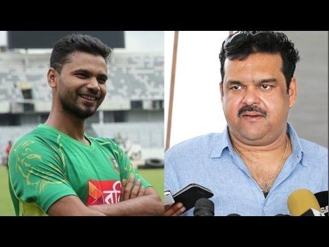 মাশরাফি অবসর নেওয়ায় একি বললেন আকরাম খান ??? Bangladesh Cricket News