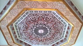 getlinkyoutube.com-platre marocain plafond