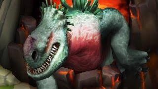 Dragons: Rise of Berk - Green Death [Legendary Dragon]