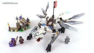getlinkyoutube.com-LEGO Ninjago Titanium Dragon review! set 70748