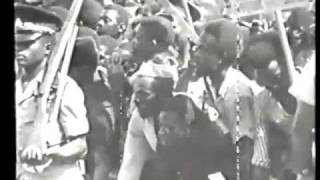 getlinkyoutube.com-HAILE SELASSIE - April 21-1966 state visit to Jamaica