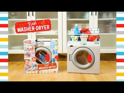 Little Tikes My First Washer & Dryer