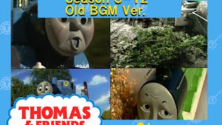 getlinkyoutube.com-Thomas and Friends Season 8~12 Accident scene Old BGM