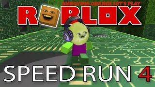 Gaming Grape Plays - ROBLOX: Speed Run 4 - ENTER THE MATRIX