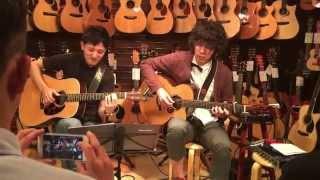 getlinkyoutube.com-井草聖二&伍々慧 ー 2015年9月27日のドルフィンギターライブ(4K)