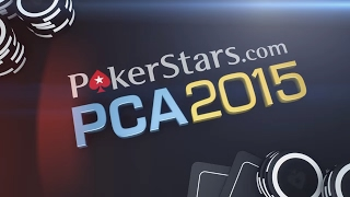 PCA 2015 - Poker Event - Main Event Episode 5