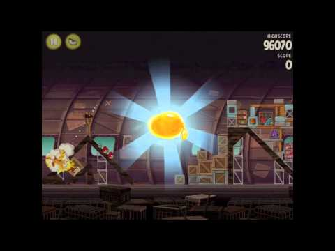 Angry Birds Rio Mango #14 Walkthrough Level 12-14