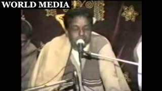 SINGER MUNIR HUSSAIN LIVE PART 3 WATCH ON WORLD MEDIA