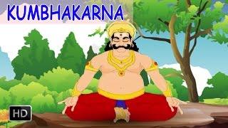 getlinkyoutube.com-Kumbhakarna - The Sleeping Demon - Short Story from Ramayana - Animated Stories for Kids